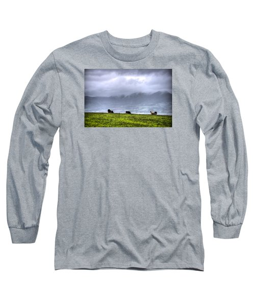Animals Livestock-03 Long Sleeve T-Shirt