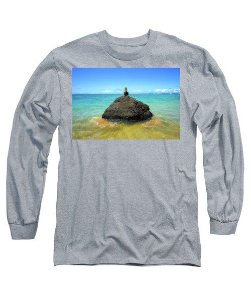 Aninibeach Long Sleeve T-Shirt