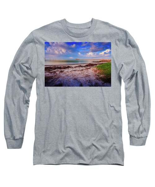 Anna Maria City Pier Long Sleeve T-Shirt
