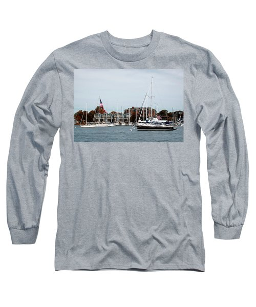 Annapolis Harbor Long Sleeve T-Shirt
