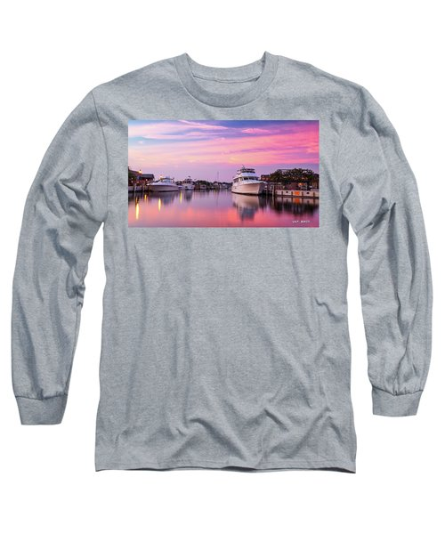 Annapolis Sunrise Long Sleeve T-Shirt