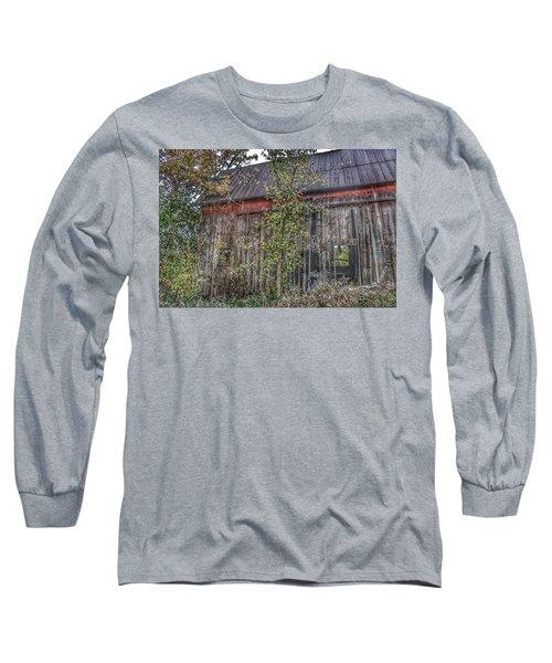 0002 - Annie's Barn II Long Sleeve T-Shirt
