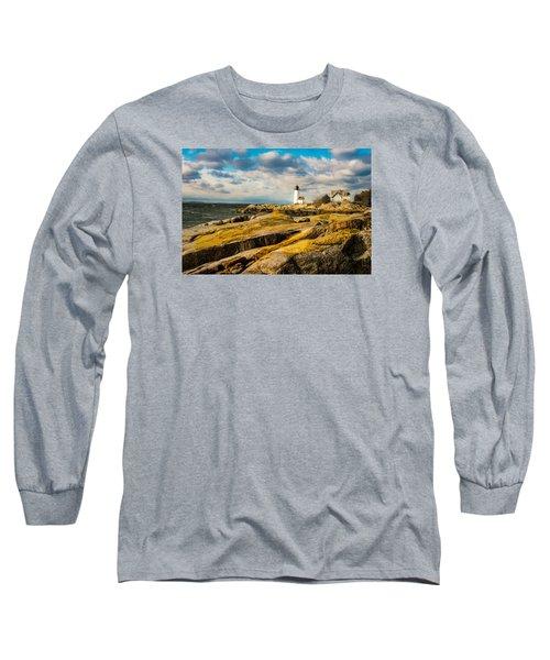 Annisquam Harbor Light Long Sleeve T-Shirt
