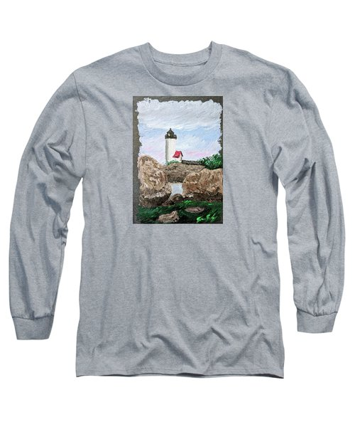 Annisquam Sunset 1 Long Sleeve T-Shirt