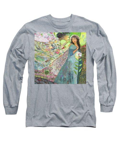 Annunciation Long Sleeve T-Shirt