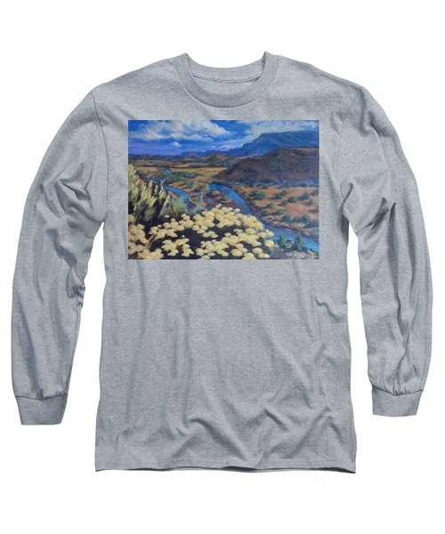 Another Day Above Rio Chama Long Sleeve T-Shirt