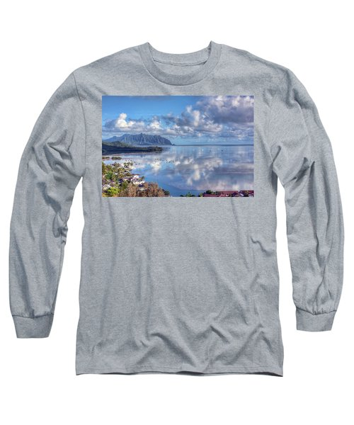 Another Kaneohe Morning Long Sleeve T-Shirt