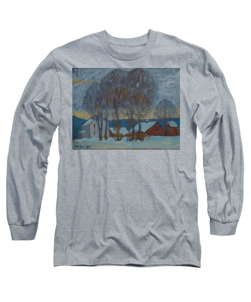 Another Look At Kordana's Long Sleeve T-Shirt by Len Stomski