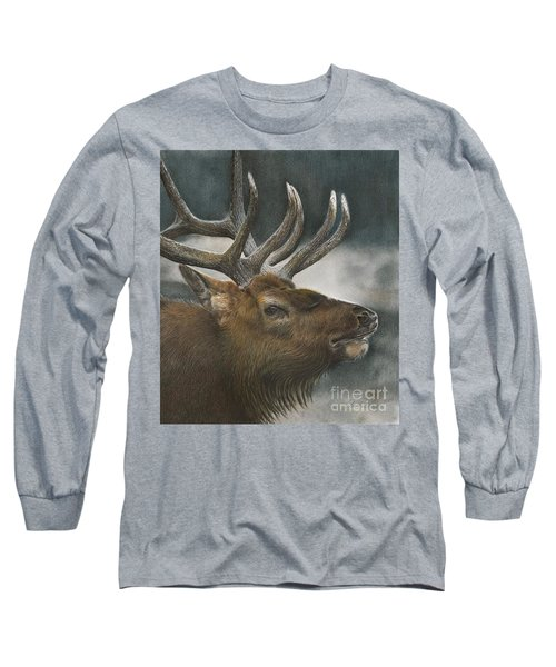 Answering The Challenge Long Sleeve T-Shirt