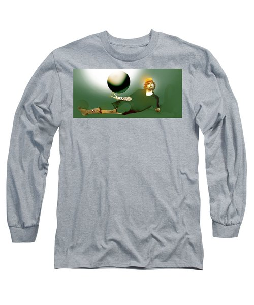 Anti Gravity Flight Long Sleeve T-Shirt