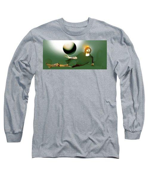 Anti Gravity Flight Long Sleeve T-Shirt