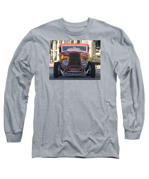 Antique Coup Front End Long Sleeve T-Shirt