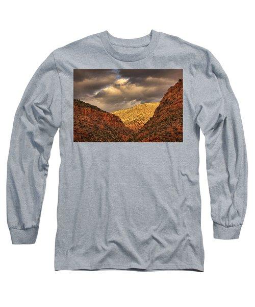 Antique Train Ride Pnt Long Sleeve T-Shirt