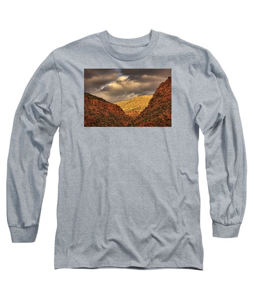 Antique Train Ride Pnt Long Sleeve T-Shirt