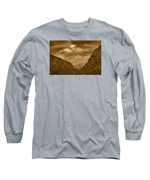 Antique Train Ride Tnt Long Sleeve T-Shirt