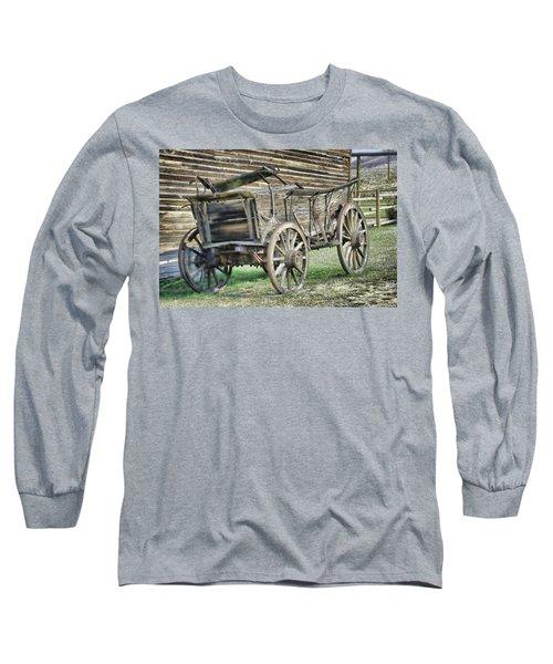 Antique Wagon Long Sleeve T-Shirt
