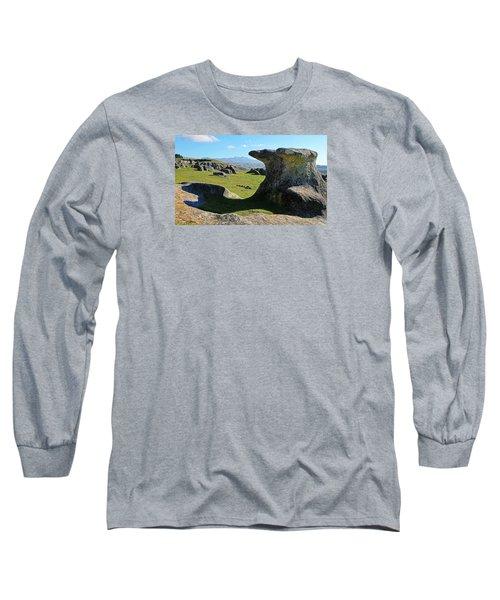 Anvil Rock Long Sleeve T-Shirt