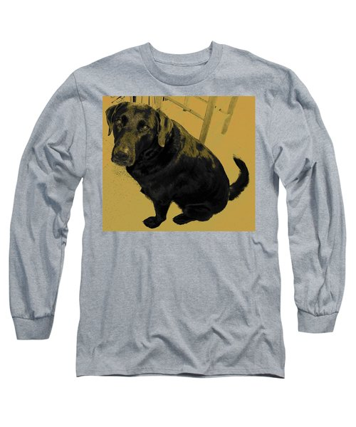 Long Sleeve T-Shirt featuring the photograph Any Chance I Can Go With You by Lenore Senior