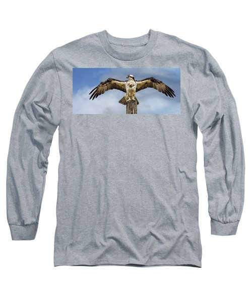 Anyone Have A Hairdryer? Long Sleeve T-Shirt