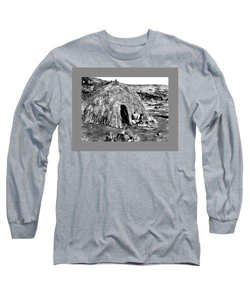 Apache Wikiup Long Sleeve T-Shirt