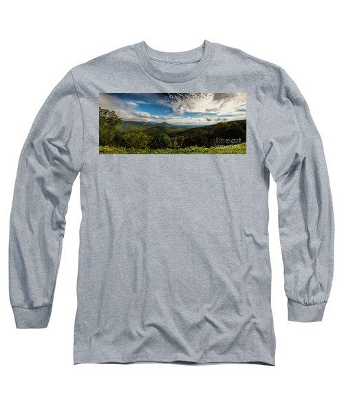 Appalachian Foothills Long Sleeve T-Shirt