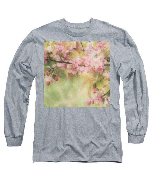 Apple Blossom Frost Long Sleeve T-Shirt