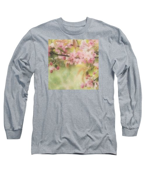 Apple Blossom Frost Long Sleeve T-Shirt