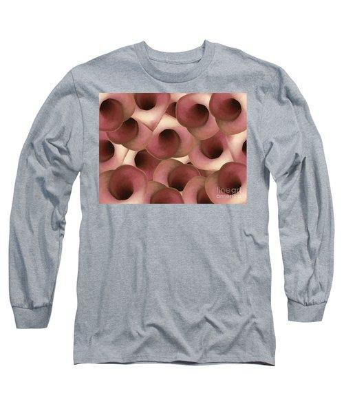 Apple Blossom Petals Long Sleeve T-Shirt