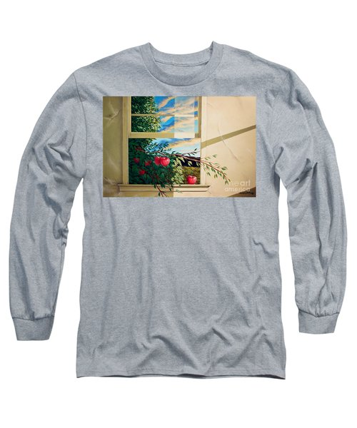 Apple Tree Overflowing Long Sleeve T-Shirt
