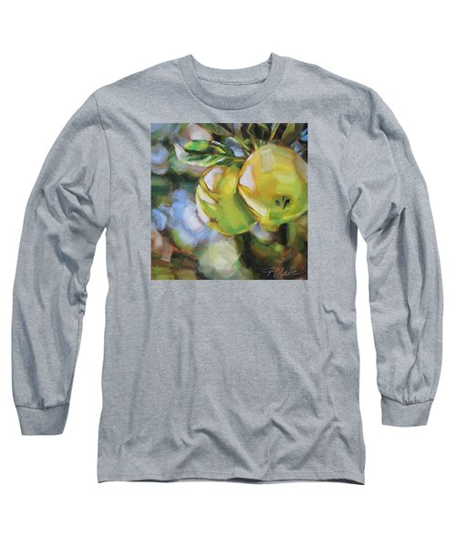 Apple Tree Long Sleeve T-Shirt by Tracy Male