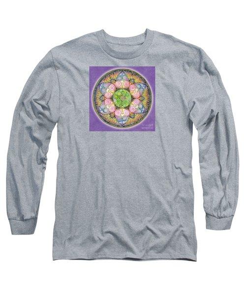 Appreciation Mandala Long Sleeve T-Shirt