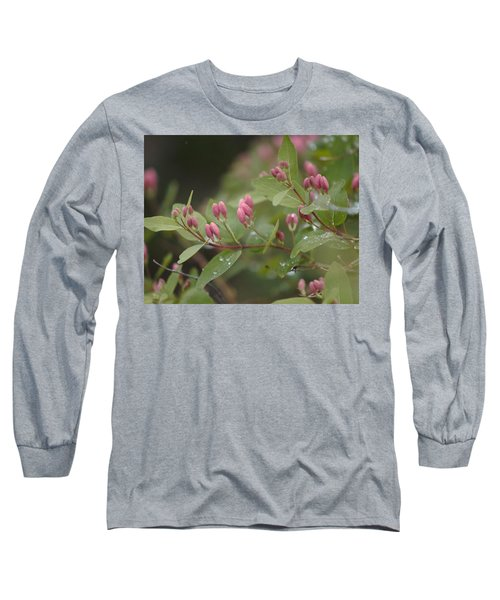 April Showers 4 Long Sleeve T-Shirt by Antonio Romero
