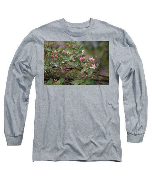 April Showers 6 Long Sleeve T-Shirt by Antonio Romero