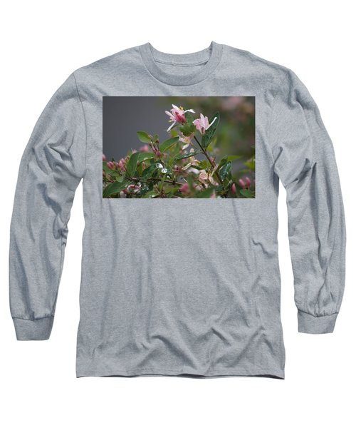 April Showers 7 Long Sleeve T-Shirt