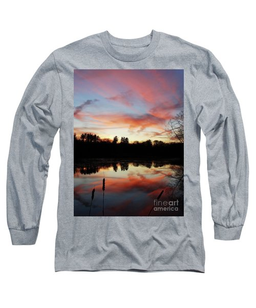 April Sky 23 Long Sleeve T-Shirt