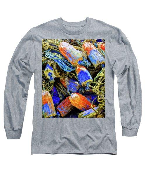 Aqua Hedionda Long Sleeve T-Shirt