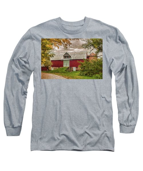A.r. Potts Barn Long Sleeve T-Shirt