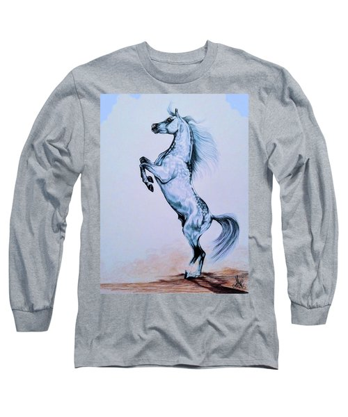 Arabian Spirit Of The South Long Sleeve T-Shirt