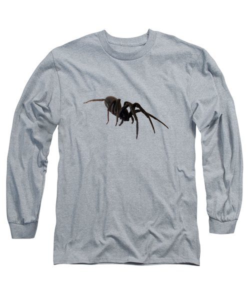 Arachne Noire Long Sleeve T-Shirt