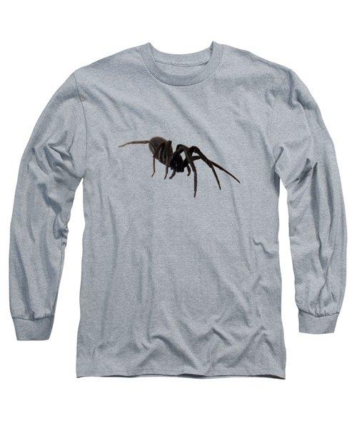 Arachne Noire Long Sleeve T-Shirt