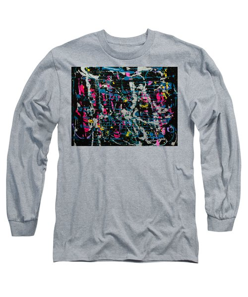 Arcade Long Sleeve T-Shirt