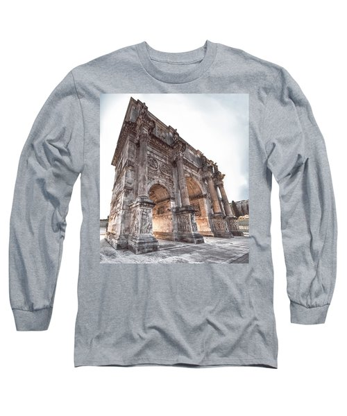 Arch Of Constantine Long Sleeve T-Shirt