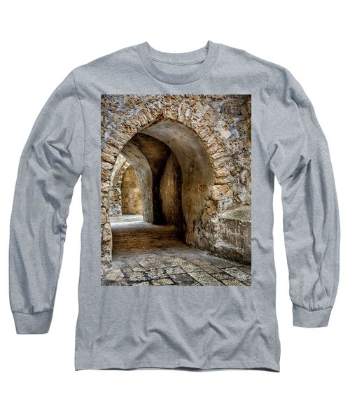 Arched Walkway Long Sleeve T-Shirt