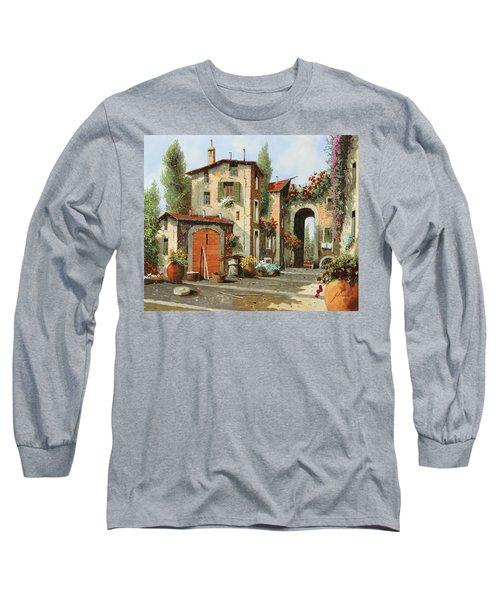 Arco Finale Long Sleeve T-Shirt