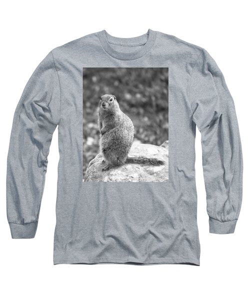 Arctic Ground Squirrel Long Sleeve T-Shirt
