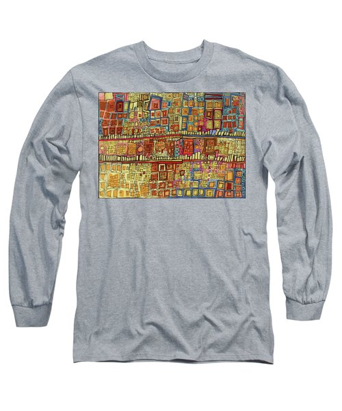 Ariel View Long Sleeve T-Shirt