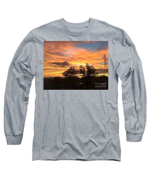 Arizona Awesome Long Sleeve T-Shirt by Anne Rodkin