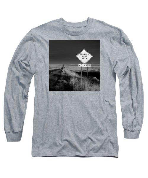Arizona Road Long Sleeve T-Shirt