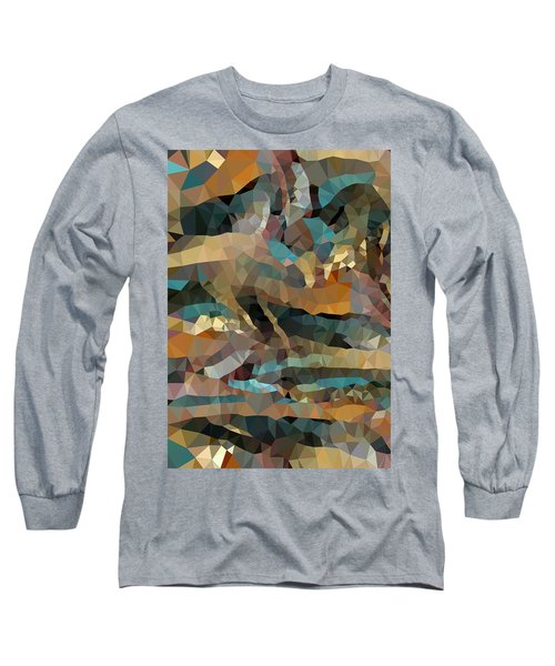 Arizona Triangles Long Sleeve T-Shirt