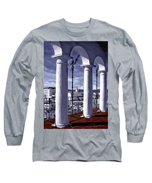 Arlinghton View Long Sleeve T-Shirt